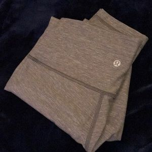 lululemon wunder under leggings size 6